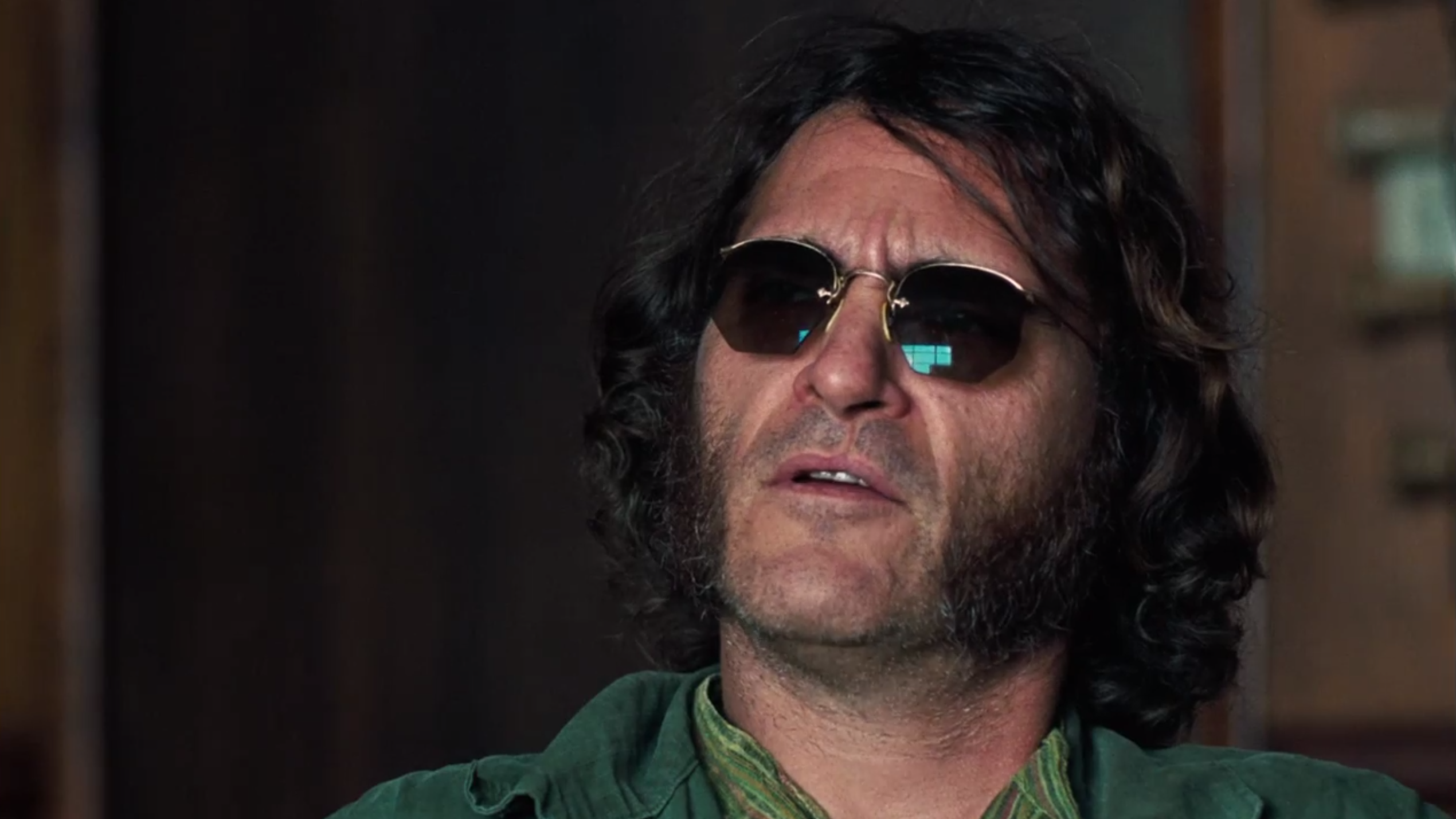 Inherent vice out at the pictures